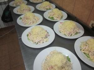 шеф салат